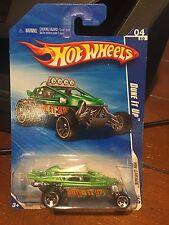 2010 Hot Wheels Hw Garage Dune It Up #72