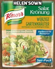 Knorr Garden Herb Salad Mix Dressing From Germany 5 X 10g Sachets UK Post