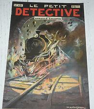 N°49 LE PETIT DETECTIVE ARNOULD GALOPIN 1930 ILLUSTRATIONS MAITREJEAN