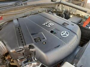 TOYOTA PRADO ENGINE COVER  PETROL, 4.0, 1GR-FE, 120 SERIES, 02/03-10/09