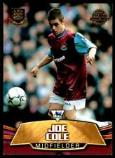 Topps Premier Gold 2002 - West Ham United Joe Cole - WH1