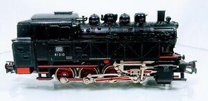 Marklin HO 3032 BR 81 Tank Steam Engine DB 0-8-0