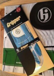 HJ Ladies Fashion Gripper New 2021 Golf Gloves - Free Masters B Marker Rt Side