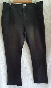 Ladies size 20 Slim Leg Jeans - CAPTURE