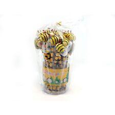 BRAND NEW WOODEN BEE PENCILS - GREAT GIFT