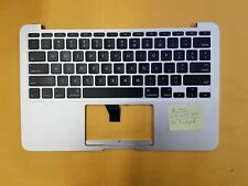 "MacBook Air A1465 11"" 2013 MD711LL Top Case w/Trackpad Keyboard 661-7473 #1 YJT*"