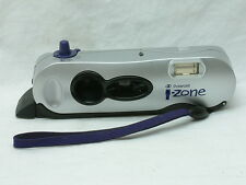 Polaroid Blue I-Zone Pocket Point & Shoot Instant Film Camera