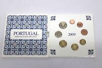 Euro Münzsatz Portugal 2009