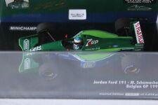 Minichamps 1991 Michael Schumacher Jordan Ford 191 Belgian GP 1:43 L/E 1032