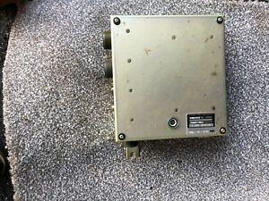 Komatsu 7818161603 Transmission Control Box Assembly - New Old Stock