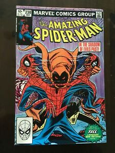 Marvel Comics   The Amazing Spider-Man #238   NM    With Tatooz 1st HOBGOBLIN