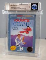 Karate Champ - Wata 7.0 CIB, Nintendo NES Data East 1986 USA