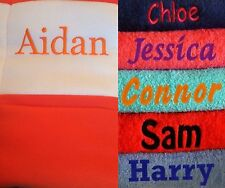 8 lb PERSONALISED WEIGHTED THERAPY BLANKET, Autism, Aspergers, ADHD, Sensory