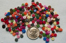 Best Deal! 500 Tiny Buttons Fall Mix for the same great price of only 3.59!