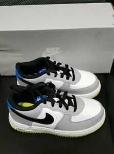 Nike Force 1 (TD) Athletic Sneakers Multi-Color  Toddler Size 9C 596730 051
