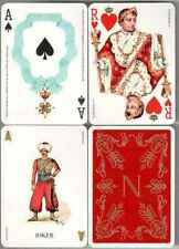 370. France Napoleon Souvenir Playing Cards Single 1970