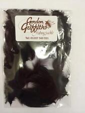 Gordon Griffiths Hen Hackles - 1 gram of Black