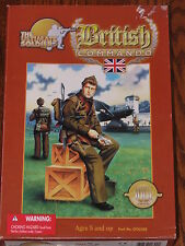 """Ultimate Soldier 1/6 12"""" WWII British Commando New in Sealed Box"""
