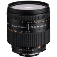 Nikon AF FX Full Frame NIKKOR 24-85mm f/2.8-4D IF Zoom Lens with Auto Focus