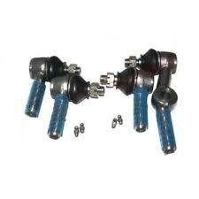 """RH Side Steering Tie Rod End Kit Set 4 Willys CJ2A CJ3B Mahindra Jeep 11/16"""" CAD"""