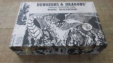 Dungeons & Dragons Basic dice figure storage wood box free shipping & game timer