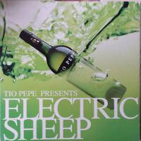Tio Pepe Presents Electric Sheep  LP Japan