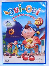 DVD DESSIN ANIME / OUI OUI ET LE GRELOT ENCHANTE - LA SERIE 3D / UNIVERSAL