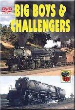 Big Boys and Challengers DVD Greg Scholl