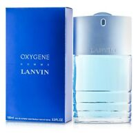 Lanvin Oxygene Eau De Toilette Spray 100ml Mens Cologne