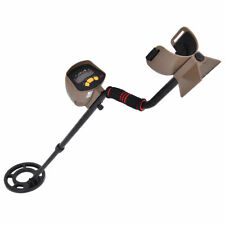 "Professional Metal Detector Underground Search Gold Digger Hunter 8.3"" Md-6200"