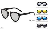 Kids Toodler Boys Girls Sunglasses Retro Classic Eyewear UV 100% Lead Free
