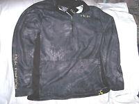 Huk Fishing Jacket Kryptek Typhon HUK Jacket Pull Over Water Resistant Small HUK