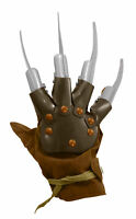Freddy Krueger Glove Nails Wolverine Costume Accessory Child Or Adult Halloween