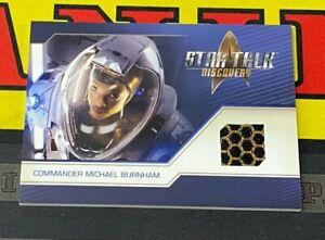 Star Trek Discovery Season 2 RC26 Commander Burnham Costume Relic Card! (A)