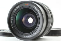 [Near MINT] Contax Carl Zeiss Distagon T* 25mm F/2.8 MMJ MF Lens C/Y Mount JAPAN