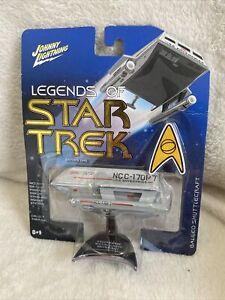 Johnny Lightning NIB 2004 Legends of Star Trek Galileo Shuttlecraft Die Cast