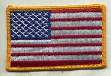 US Army American Flag Military Uniform Arm Color Patch