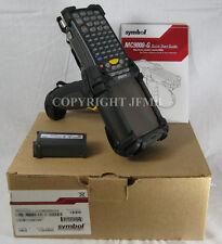 Symbol Motorola MC9090-GJ0HJJFA6WR MC9090G Lorax Laser Barcode Scanner Wireless