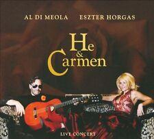 DiMeola, Al : He & Carmen CD