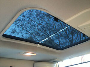 Land Rover Discovery I & II retractable sunroof shade repair kit