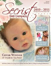 REBORN DOLL TUTORIALS Guide Book from Secrist, tips tricks and supplies list