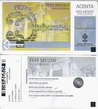 Türkei Turkey Efes Ephesus Museum entrance ticket / used ticket
