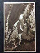 RP Vintage Postcard - Somerset #16  - Cheddar Caves, Stalactite Drapery - Gough