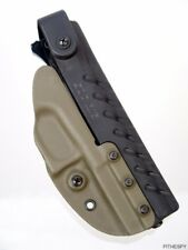 G-Code SOC RIG RTI Glock 17 19 22 23 31 32 Level II Retention OD Green Holster
