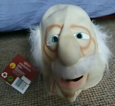 THE MUPPETS STATLER AND WALDORF RUBBER ADULT MASK RARE NEW NEVER WORN!