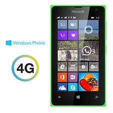 Microsoft Lumia 435 (Desbloqueado) 4G 8GB teléfono Windows Verde (disponible en 4 Colores)