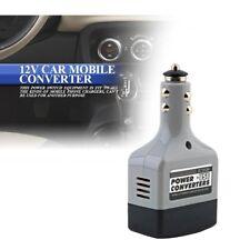 Power Inverter DC 12V/24V to AC 220V Converter USB Car Auto Charger Adapter USA