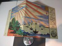 Stomu YAMASHTA  Come to the Edge UK Black Island   Vinyl/Cover:mint-  INSERT OIS