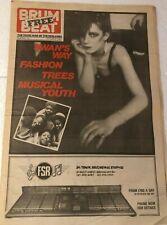 Brum Beat Vintage Music Paper/Magazine Number 32 1982
