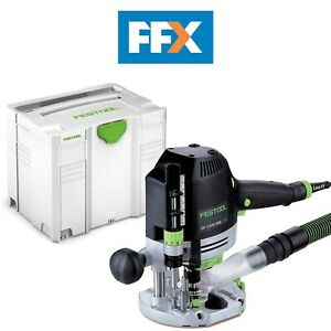 Festool OF1400 EBQ-Plus 240v 1/2in Router 1400w in Systainer 4 574345